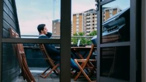 grillen auf dem balkon erlaubt